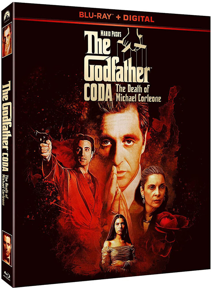 The Godfather [Movie] - Mario Puzo's The Godfather, Coda: The Death of Michael Corleone