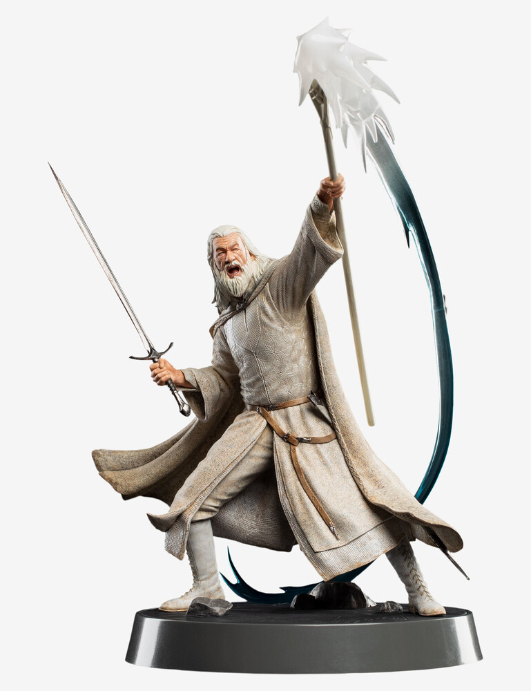Fandom - WETA Workshop Figures of Fandom - Lord Of The Rings - Gandalf the White