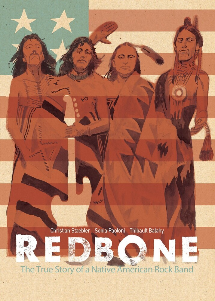 - Redbone: The True Story of a Native American Rock Band