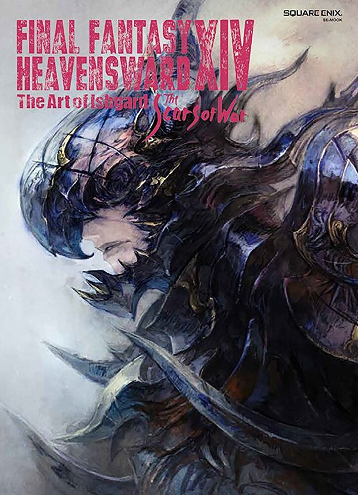 - Final Fantasy XIV: Heavensward: The Art of Ishgard: The Scars of War