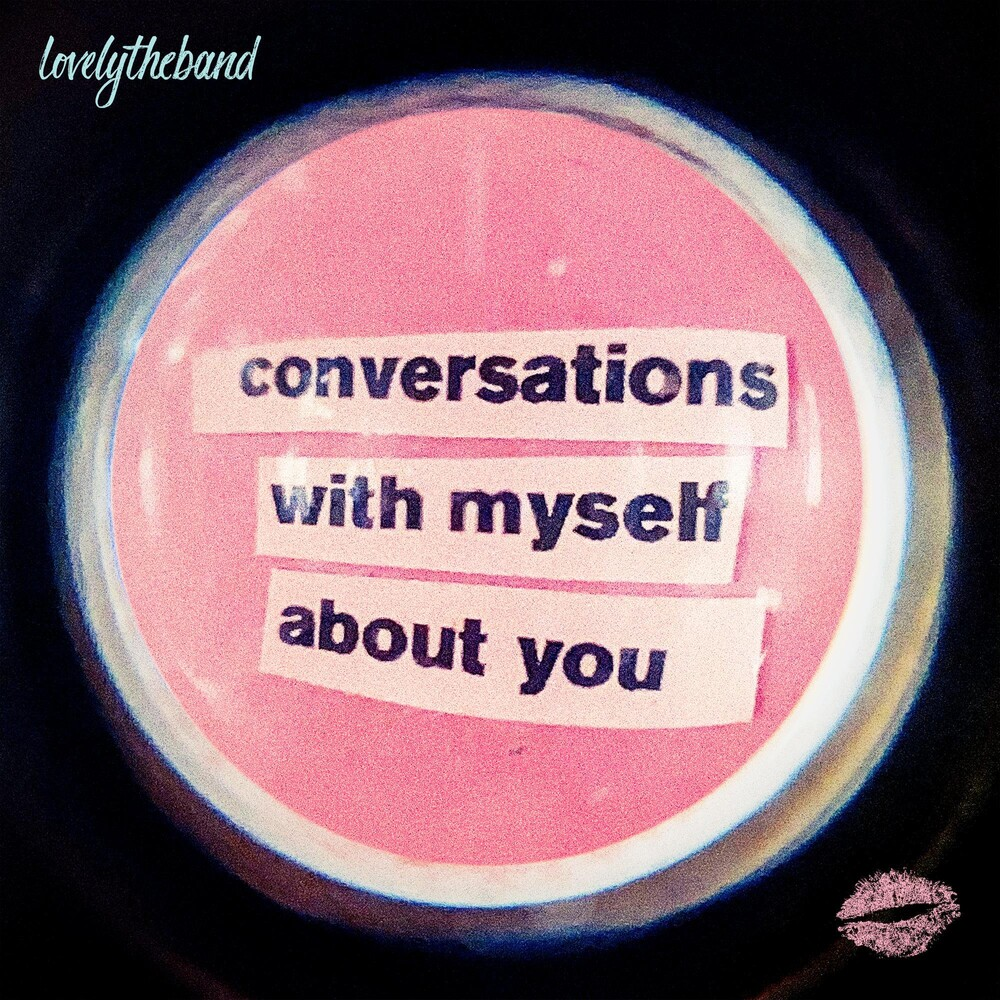 lovelytheband - Conversations With Myself About You [Limited Edition Green & Clear 2LP]