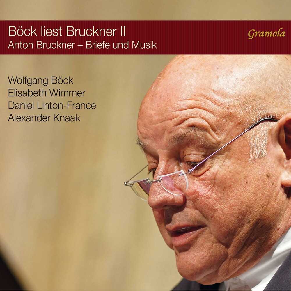Wolfgang Bock - Bock Liest Bruckner Ii