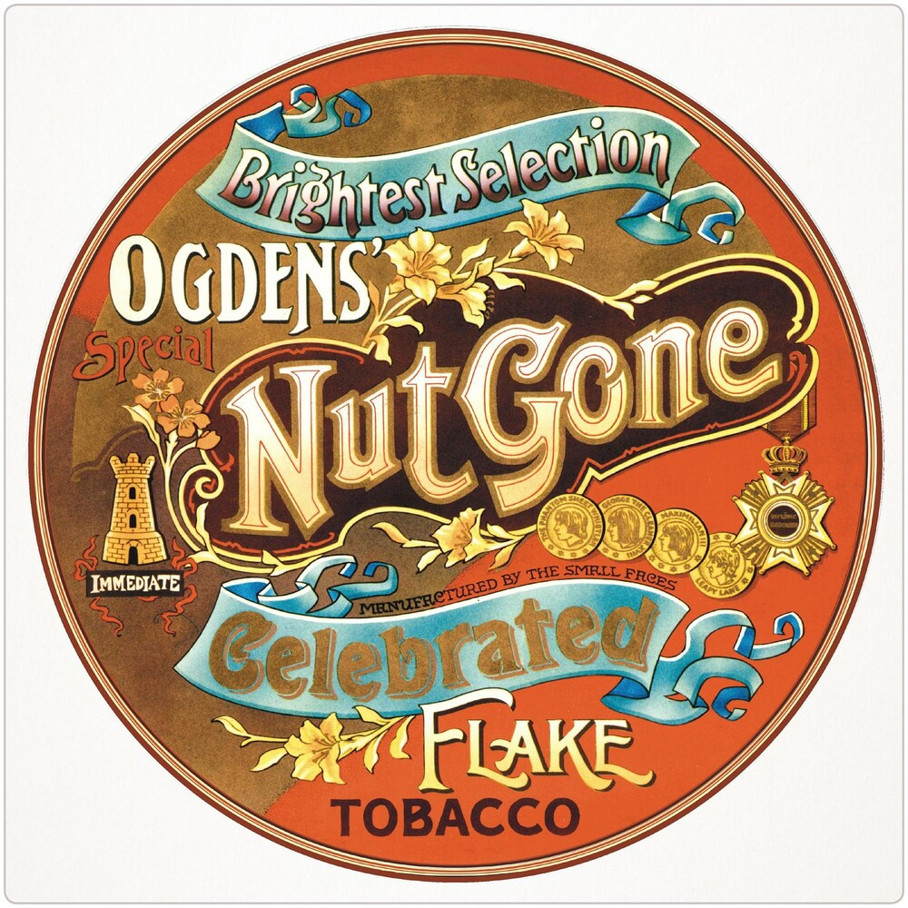 Small Faces - Ogdens' Nutgone Flake