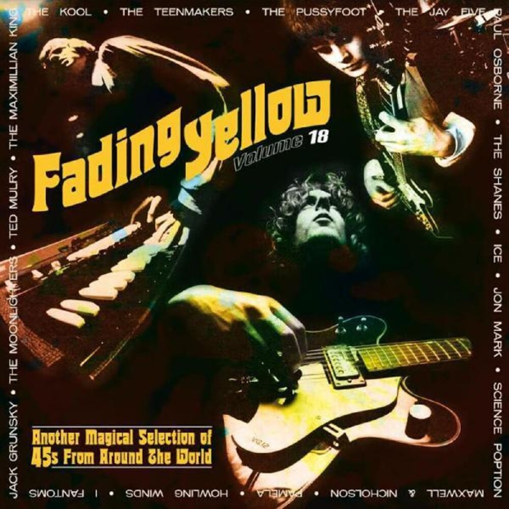 Various Artists - Fading Yellow 18