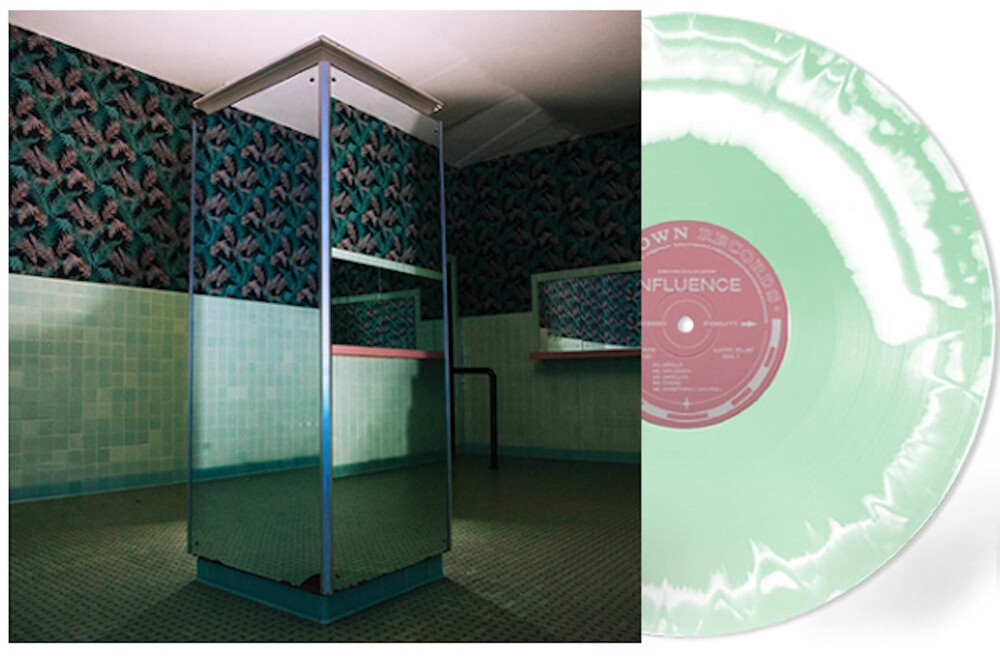 Everything In Slow Motion - Influence (White & Green Swirl Vinyl) (Grn) [Limited Edition]