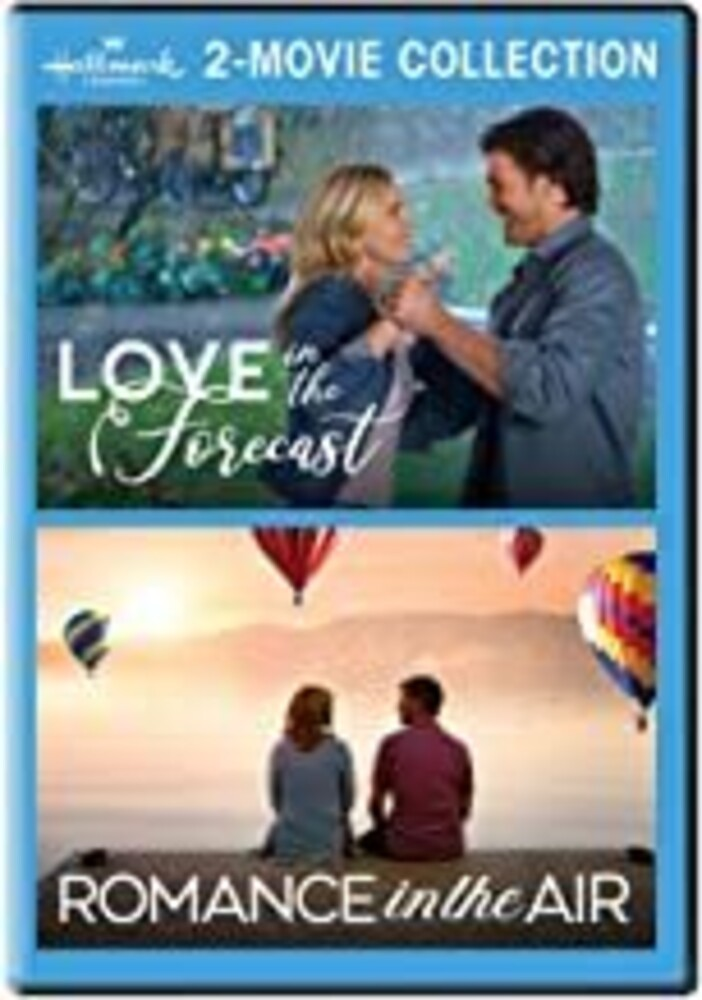 Hallmark 2-Movie Collection: Love in the Forecast - Love in the Forecast / Romance in the Air (Hallmark 2-Movie Collection)