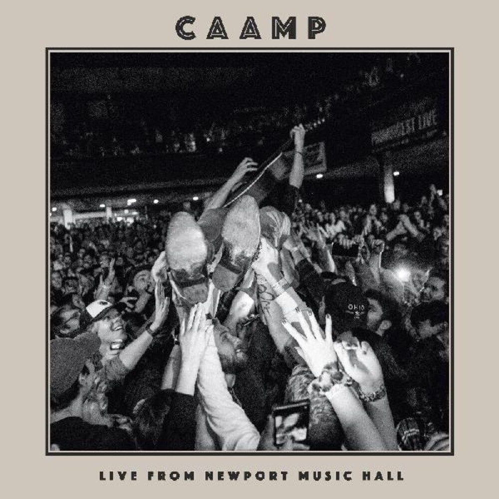Caamp - Live From Newport Music Hall [Download Included]