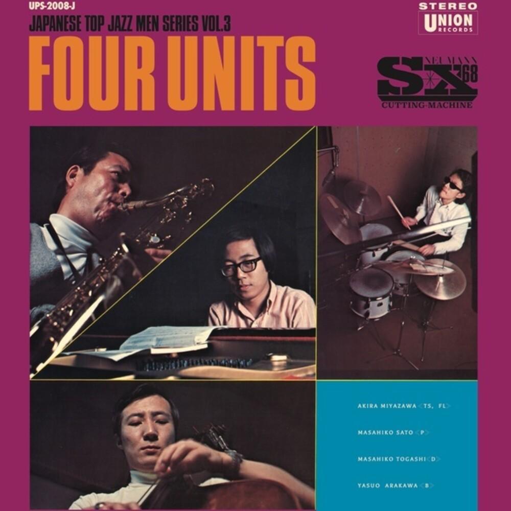 Four Units - Japanese Jazz Men Series Vol 3 (Can)