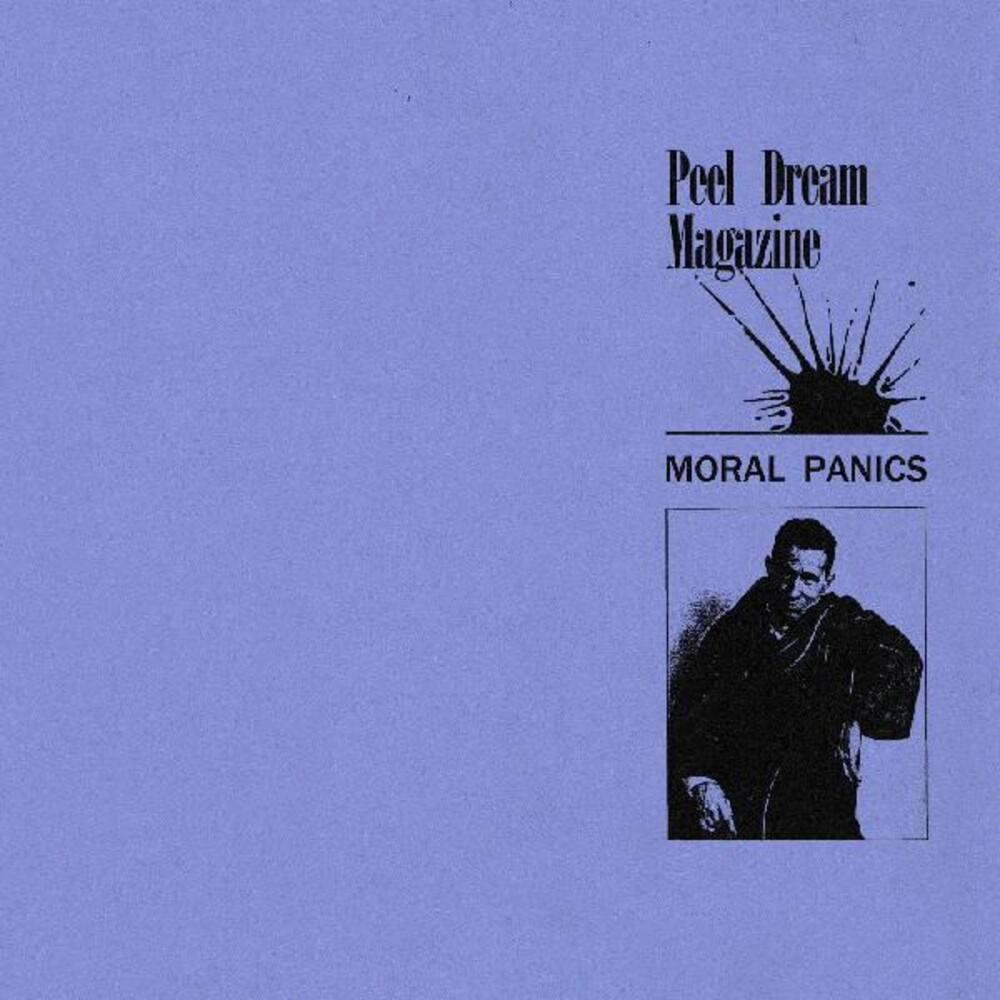 Peel Dream Magazine - Moral Panics [Colored Vinyl] (Ylw)