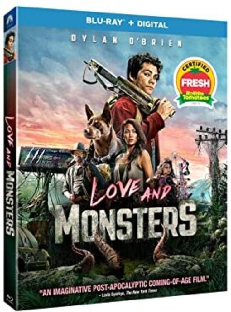 Love & Monsters - Love & Monsters / (Digc)