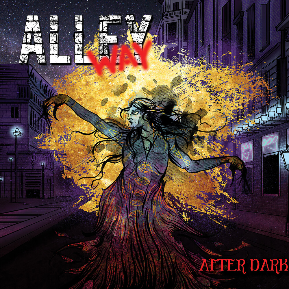 Alleyway - After Dark