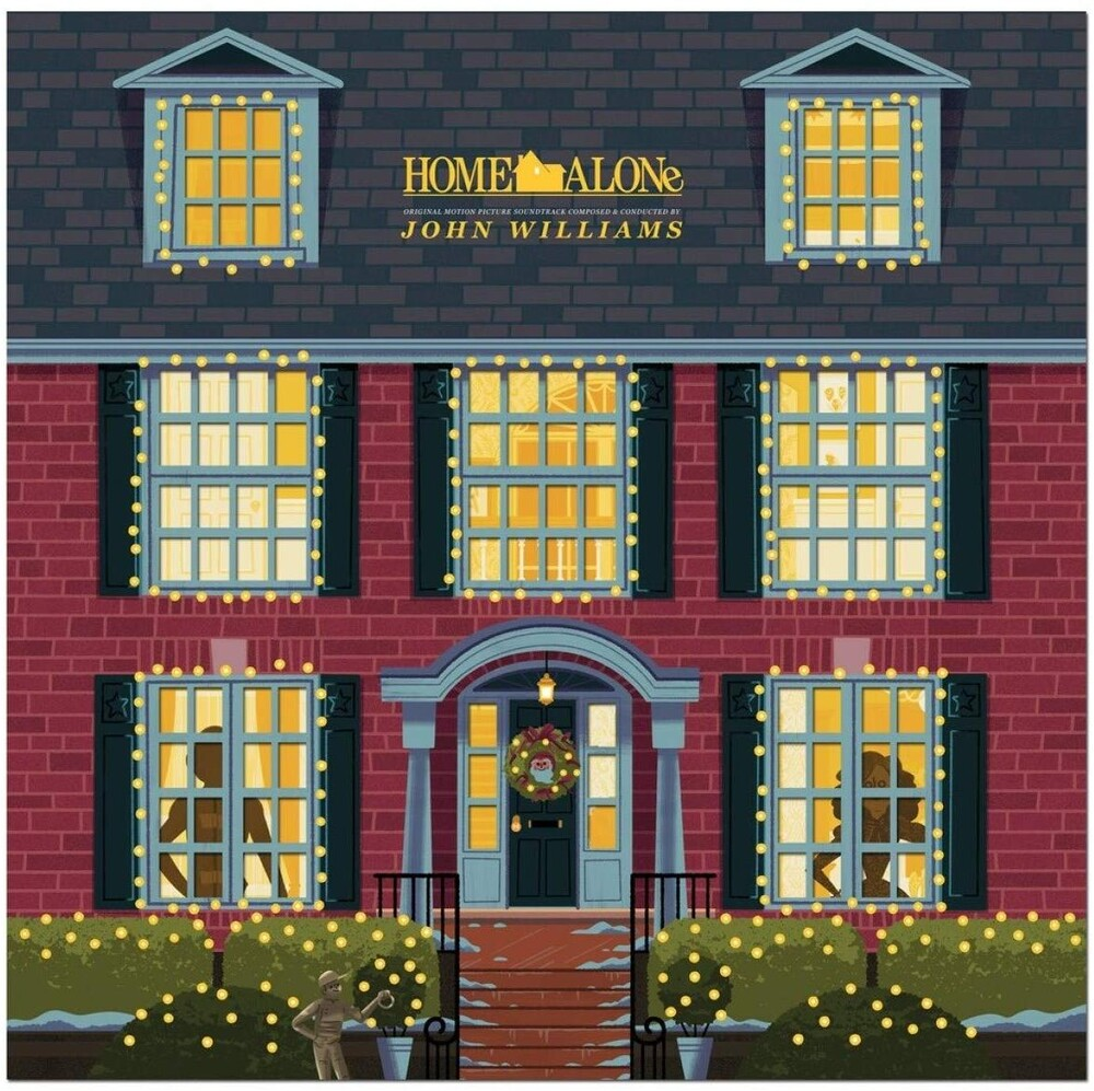 John Williams Grn Ltd Red Uk - Home Alone / O.S.T. (Grn) [Limited Edition] (Red) (Uk)