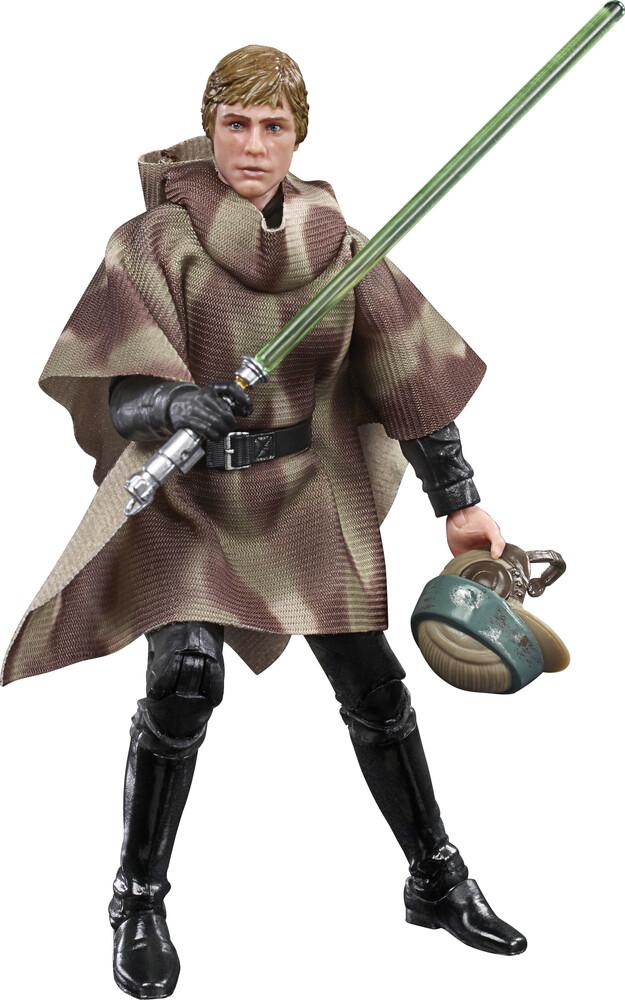 SW Bl E6 Luke Skywalker - Hasbro Collectibles - Star Wars Black Series Luke Skywalker