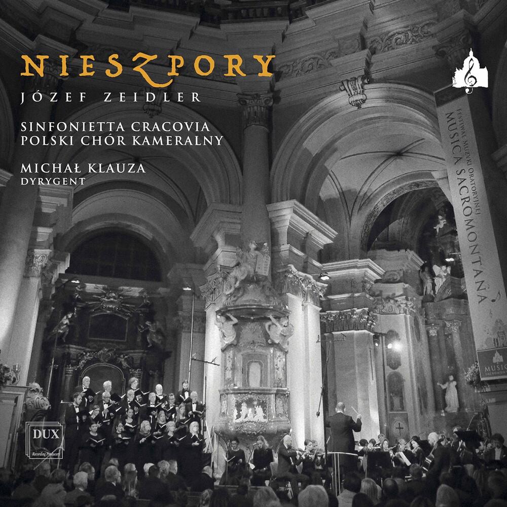 Zeidler / Sinfonietta Cracovia / Klauza - Musica Sacromontana Xv