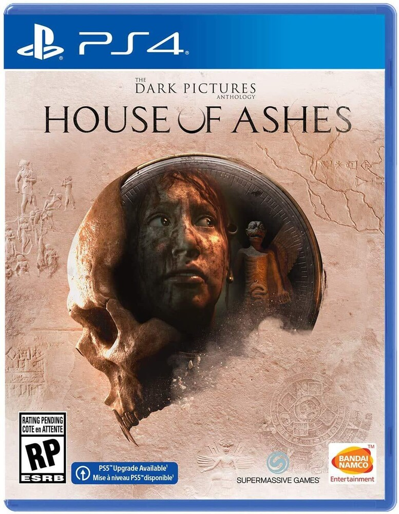 Ps4 Dark Pictures - House of Ashes - The Dark Pictures: House of Ashes for PlayStation 4