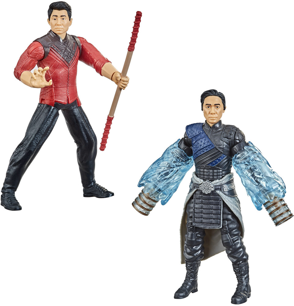 Shc 6in Feature Figure Ast - Hasbro Collectibles - Marvel Shang-Chi 6 Inch Feature FigureAssortment