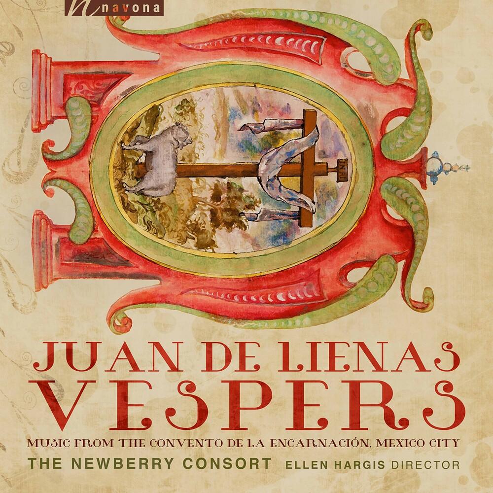 Lienas / Newberry Consort - Vespers