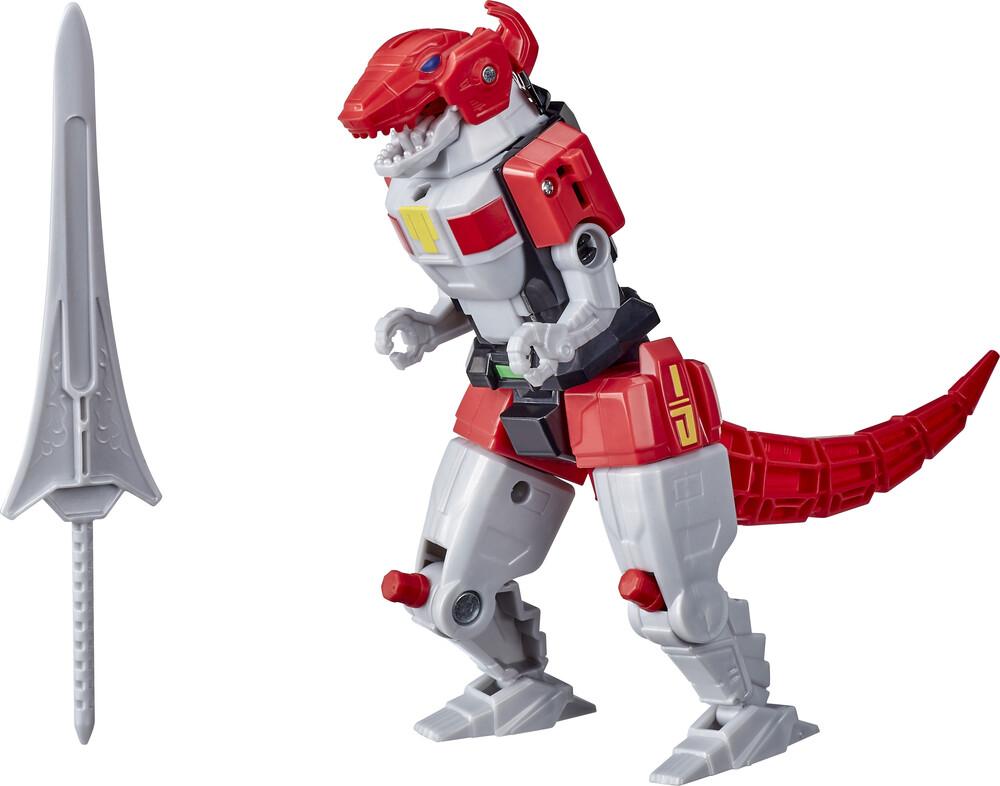 Prg Mmpr Tyrannosaurus Rex Dinozord - Hasbro Collectibles - Power Rangers Tyrannosaurus Rex Dionzord