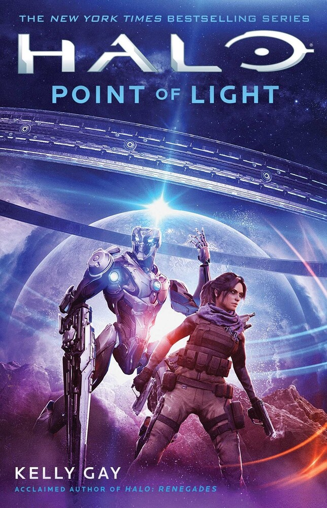 Gay, Kelly - Halo: Point of Light