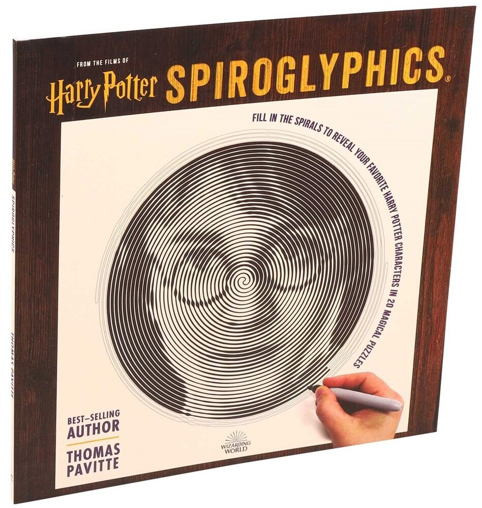 Pavitte, Thomas - Harry Potter Spiroglyphics