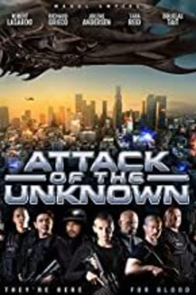 Attack of the Unknown - Attack Of The Unknown / (Mod)