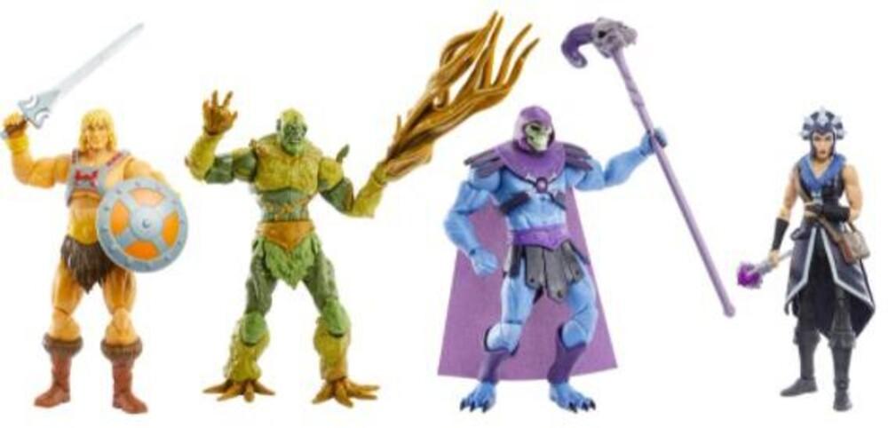 Masters Of The Universe - Motu Masterverse Collector Figure Asrt