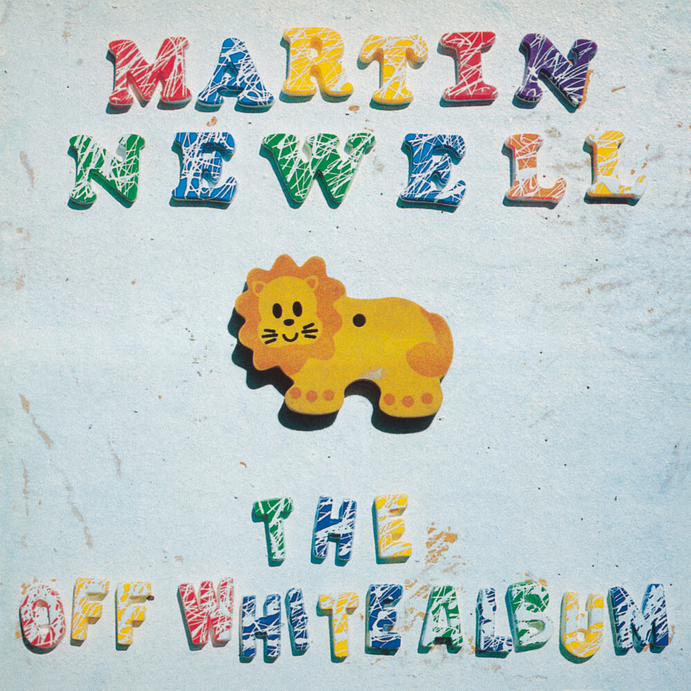 Martin Newell - Off White Album [Indie Exclusive] (White Vinyl) (Wht) [Indie Exclusive]