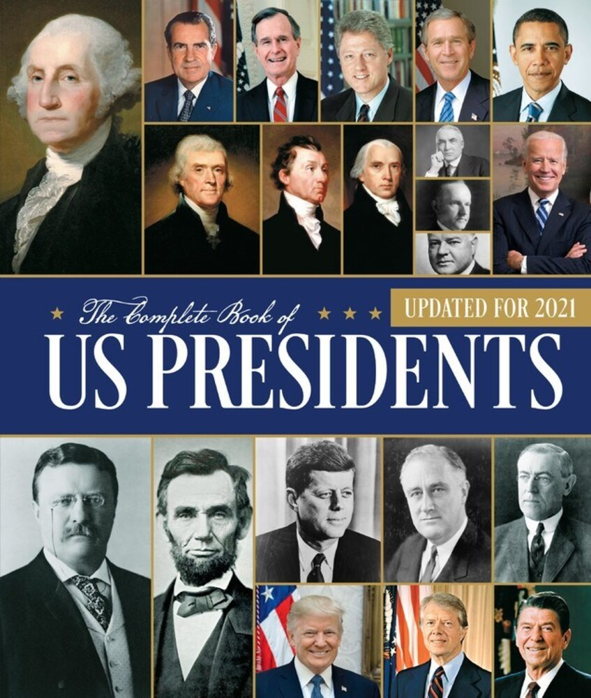 Yenne, Bill - Complete Book of US Presidents: Fourth Edition