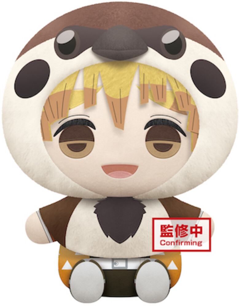 Banpresto - Demon Slayer Zenitsu Chuntaro Big Plush