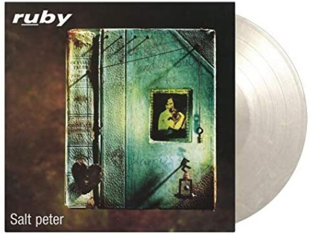 Ruby - Salt Peter [Limited 180-Gram Parafin White Colored Vinyl]
