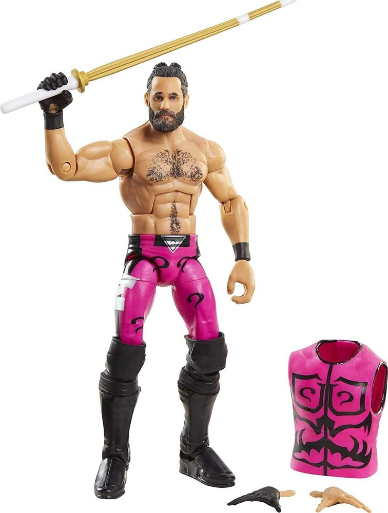 WWE - Mattel Collectible - WWE Elite Seth Rollins