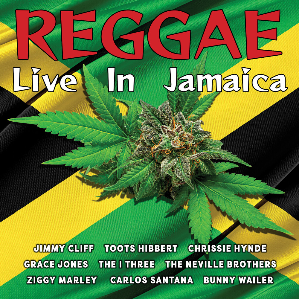 Reggae: Live In Jamaica / Various - Reggae: Live In Jamaica (Various Artists)
