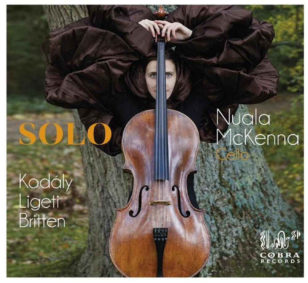 Nuala Mckenna - Solo