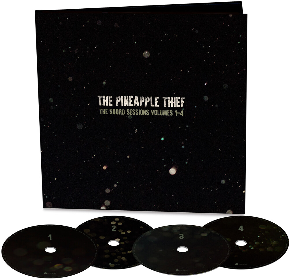 Pineapple Thief - Soord Sessions Vol 1-4 (W/Book) [Deluxe] (Uk)