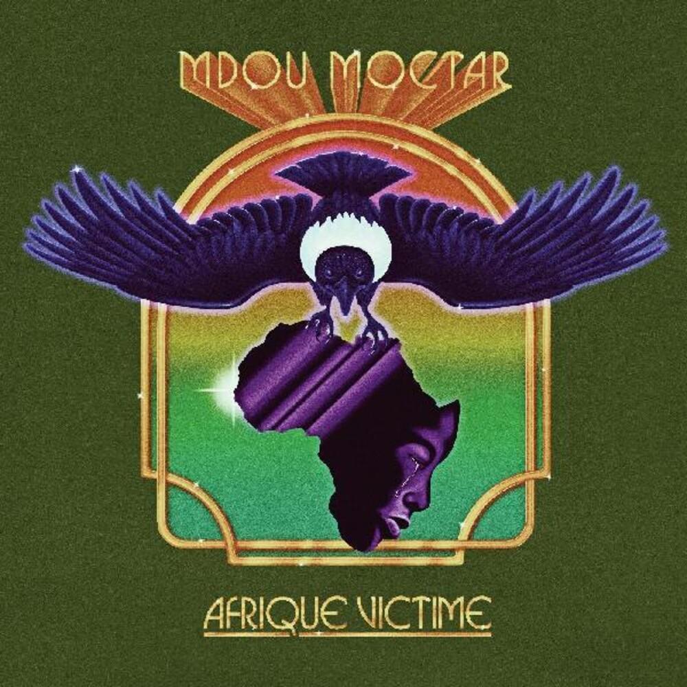 Mdou Moctar - Afrique Victime (Gate)