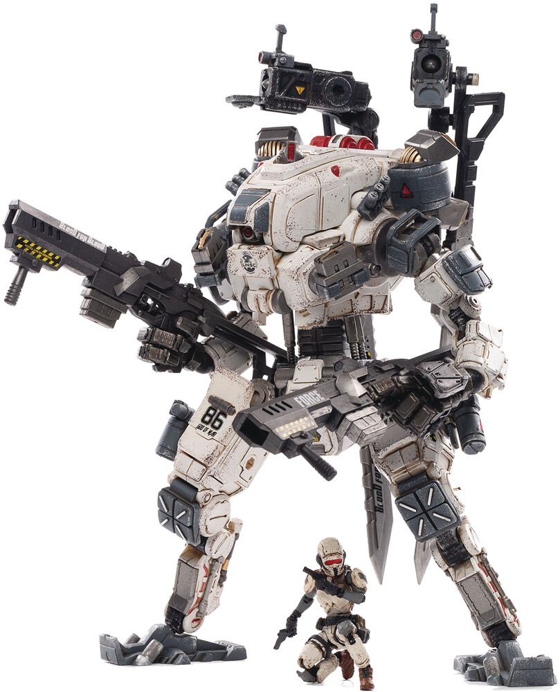 - Joy Toy God Of War 86 White Mecha 1/25 (Clcb)