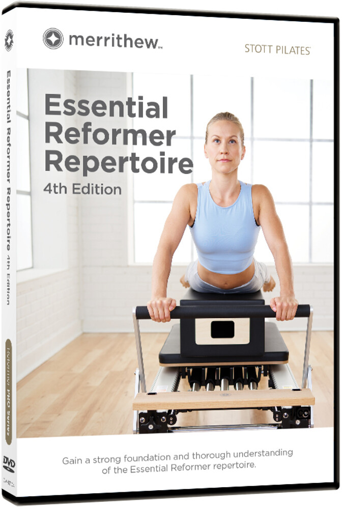 - Stott Pilates Essential Reformer Rep 4th Edition