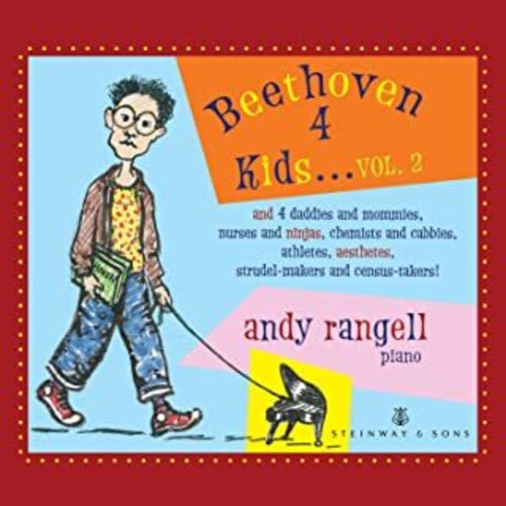 - Beethoven For Kids 2 (2pc) (W/Cd) / (2pk)