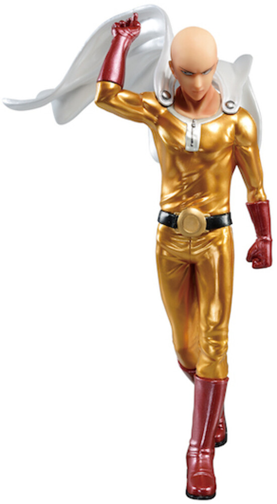 - One Punch Man Saitama Metallic Color Premium Dxf
