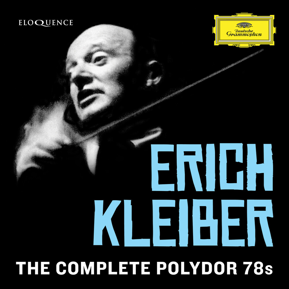 Erich Kleiber - Complete Polydor 78s (Aus)