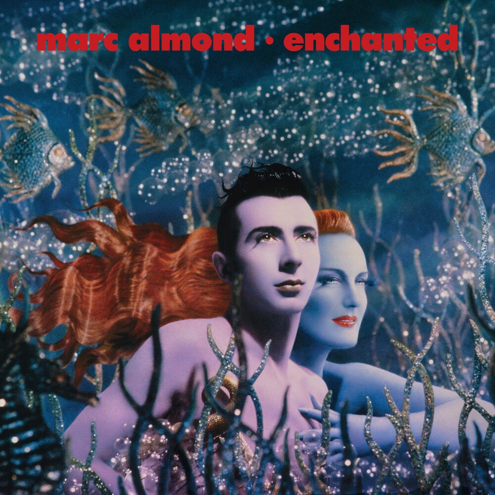 Marc Almond - Enchanted (Blue) (Uk)