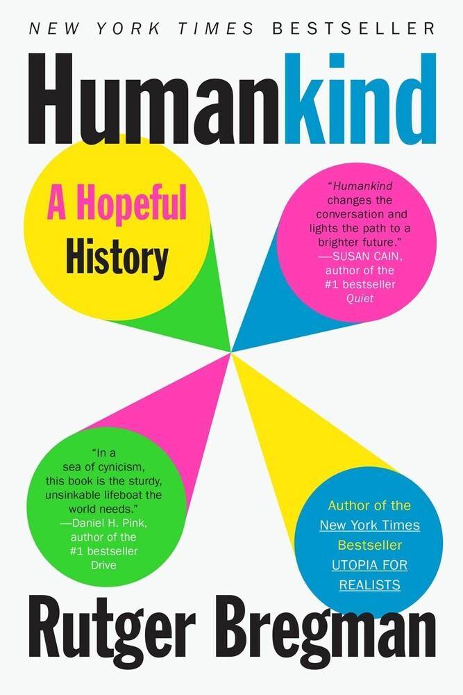 Rutger Bregman - Humankind (Ppbk)