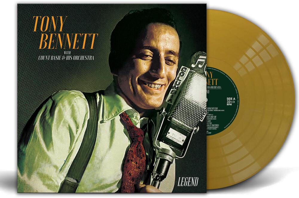 - Legend (Gold Vinyl)