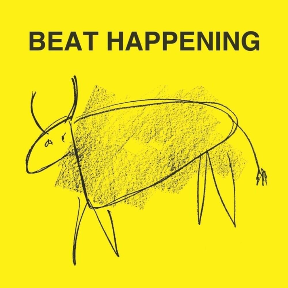 Beat Happening - Crashing Through (2pk)