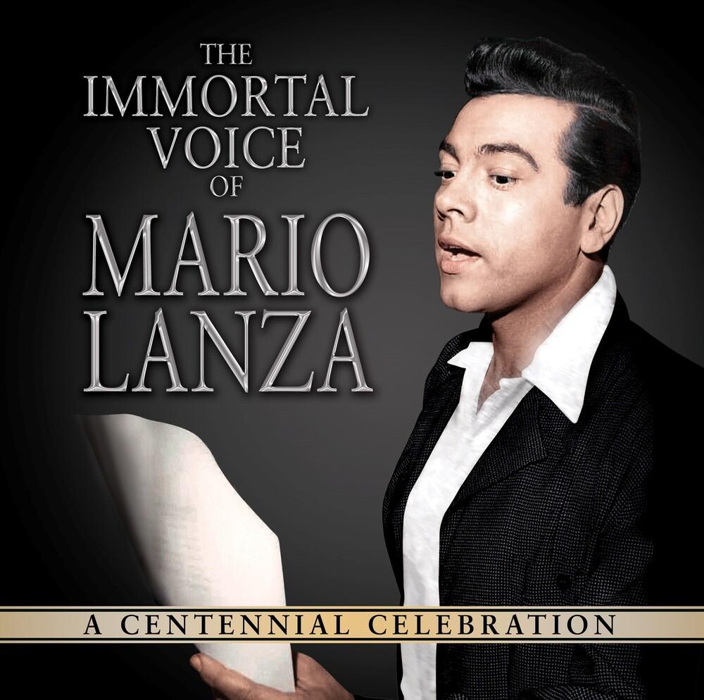 - The Immortal Voice Of Mario Lanza: A Centennial Celebration