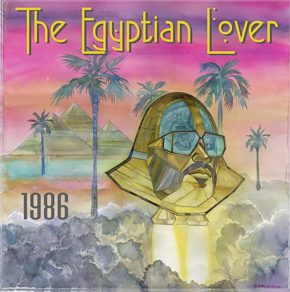 Egyptian Lover - 1986 (2pk)