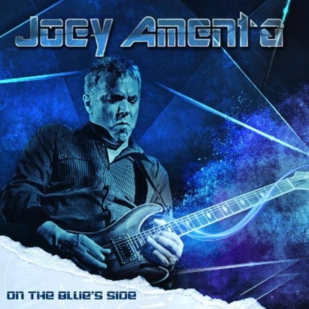 Joey Amenta - On The Blues Side
