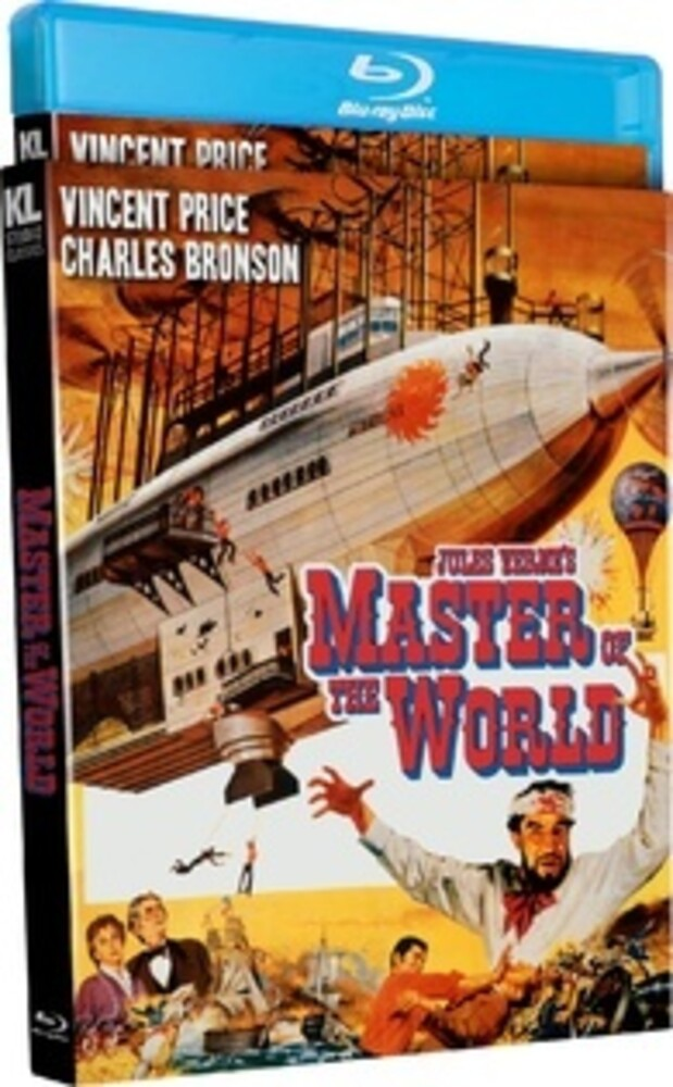 Master of the World (1961) - Master Of The World (1961) / (Spec)