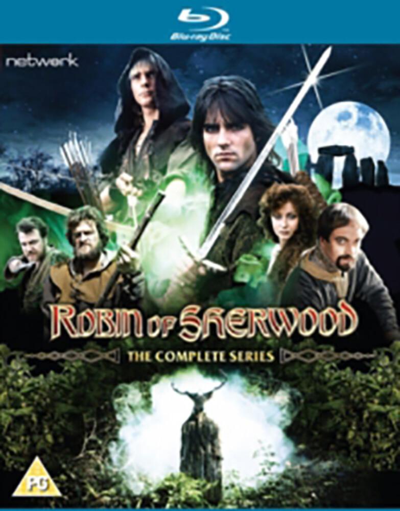 Nickolas Grace - Robin Of Sherwood The Complete Series / (Uk)