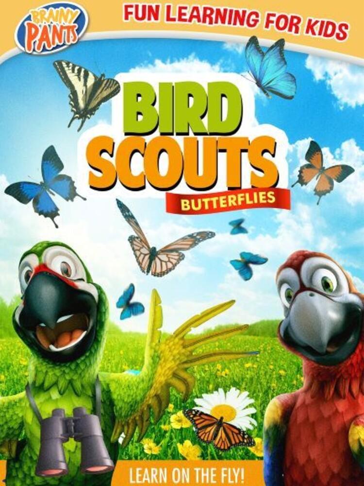 Jake Whitfield - Bird Scouts: Butterflies